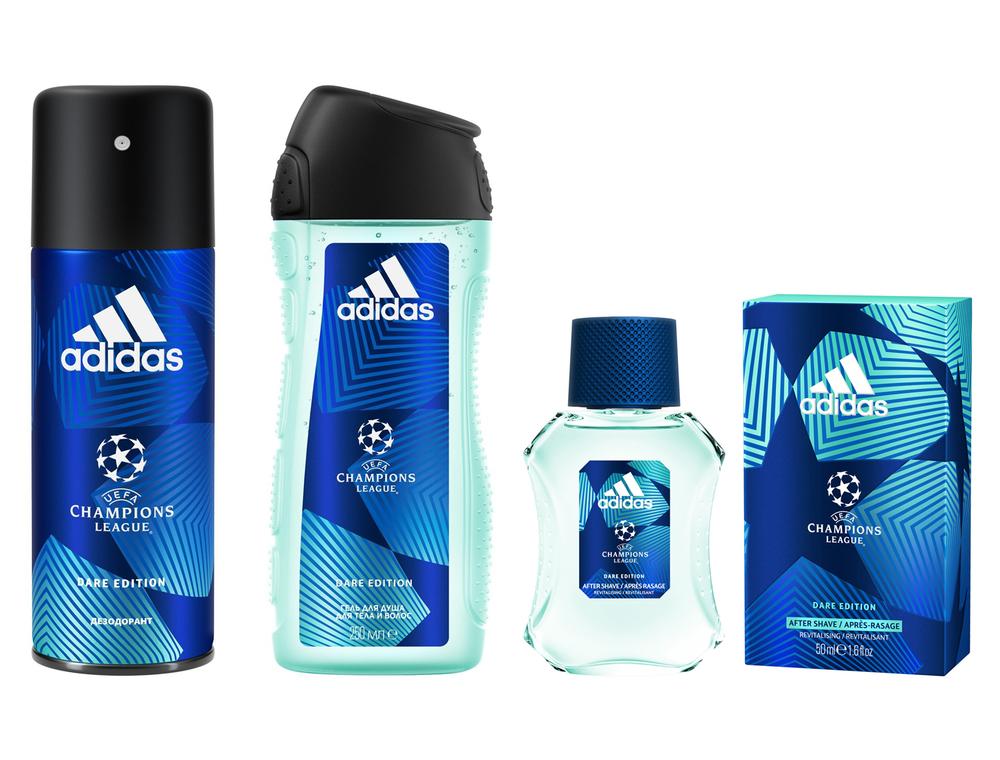 Линейка Adidas UEFA Champions League Dare Edition