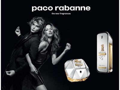 Новые ароматы 1 Million Lucky и Lady Million Lucky от Paco Rabanne