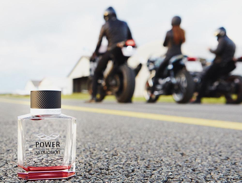 Antonio Banderas представил новый аромат Power of Seduction