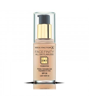 Max Factor Тональная основа Facefinity All Day Flawless 3 in 1 40 тон