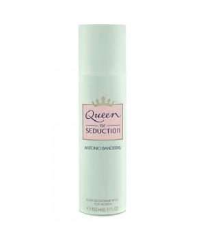 Antonio Banderas Queen of Seduction W Deo spray 150 ml