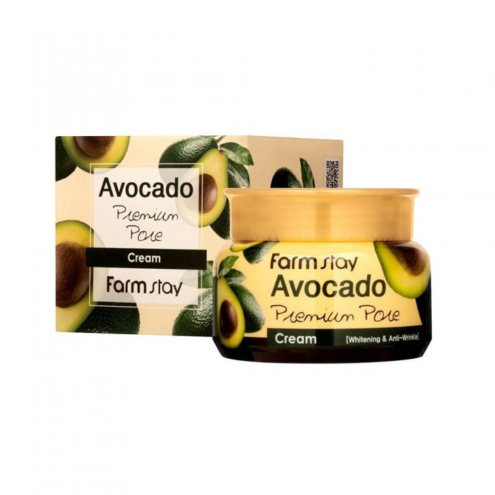 Farmstay Крем для лица Авокадо Avocado Premium Pore Cream 100 мл