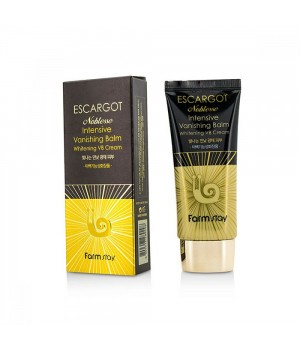 Farmstay BB крем с улиткой Escargot Noblesse Intensive BB Cream 50 мл
