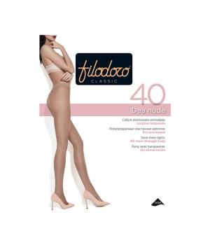 Filodoro Колготки Dea Nude 40 Playa 2