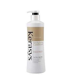 """Kerasys Hair Clinic Revitalizing Кондиционер для волос """"Оздоравливающий"""" 600 мл"""