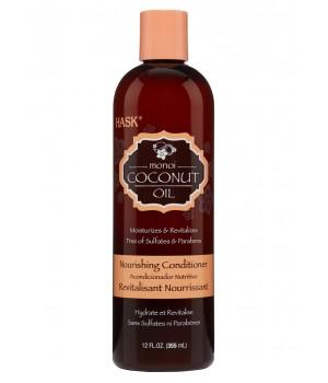 Hask Питательный кондиционер для волос с кокосовым маслом 355 мл