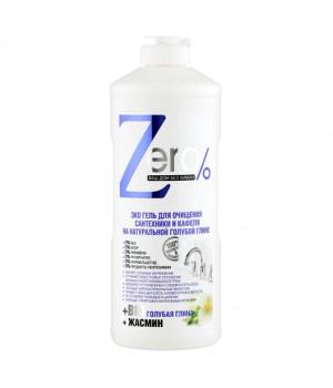 Zero Гель для очищения сантехники и кафеля 500 мл