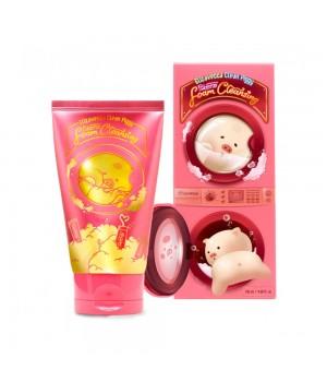 Elizavecca Пенка для умывания Clean Piggy Pinkenergy Foam Cleansing 120 мл