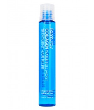 Farmstay Суперувлажняющий филлер для волос с гиалуроновой кислотой 13 мл