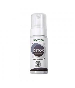 Levrana Пенка для умывания Detox с сажей дуба 60 мл