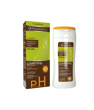 Compliment PharmaHair Шампунь для мужчин от всех видов перхоти 200 мл