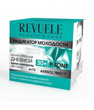 Revuele Балансирующий дневной крем-контроль для лица 30+ 50 мл