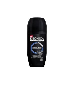 Deonica For Men Антиперспирант-ролик Активная защита 50 мл
