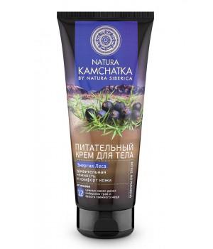 """Natura Siberica Natura Kamchatka Питательный крем для тела """"Энергия леса"""" 200 мл"""
