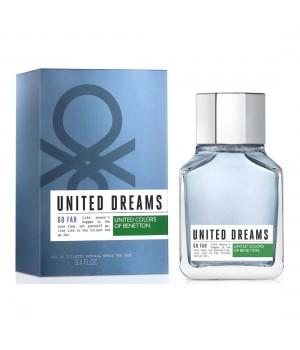 Benetton UD Go Far М edt 60 ml