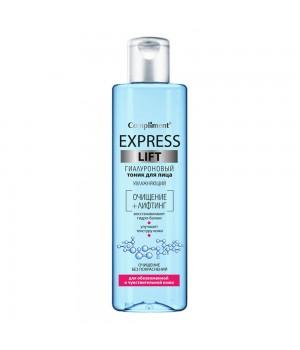 Тимекс Compliment Express Lift Гиалуроновый тоник для лица увлажняющий 250 мл