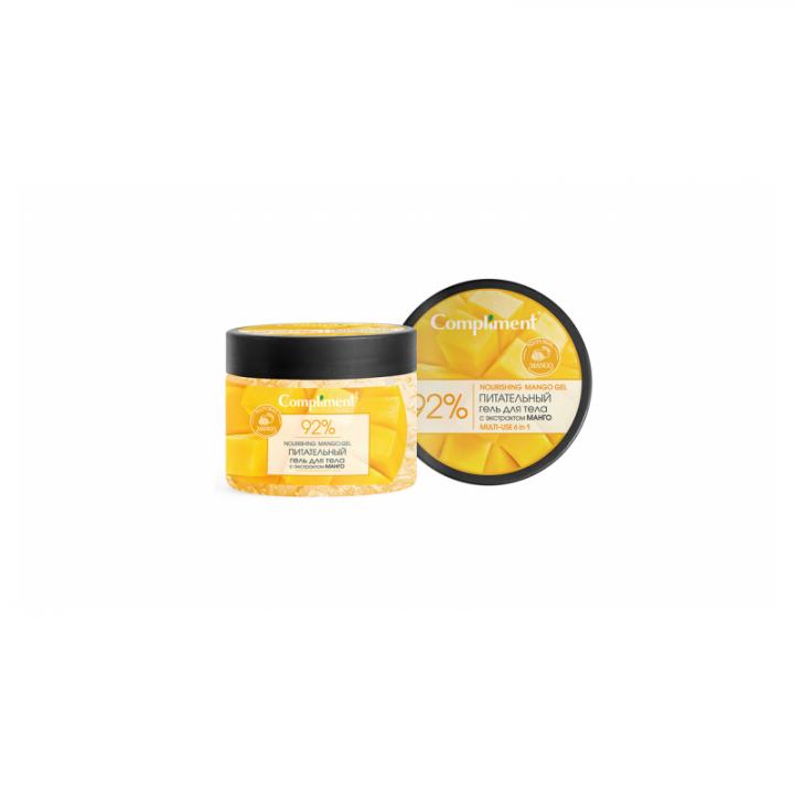 Compliment Питательный гель для тела с экстрактом манго 400 мл