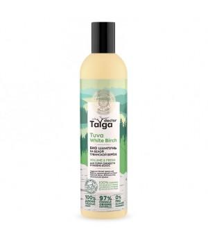 Natura Siberica Doctor Taiga Био шампунь для супер свежести и объёма волос 400 мл