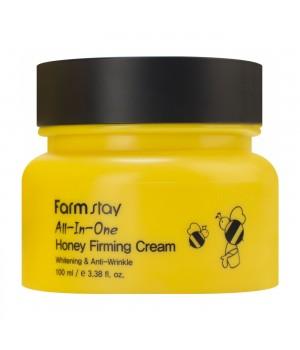 Farmstay Крем для лица с экстрактом меда 100 мл
