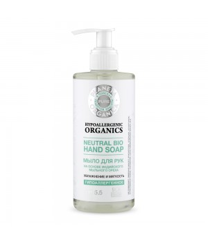 """Planeta Organica Pure Мыло для рук """"Увлажнение и мягкость"""" 300 мл"""