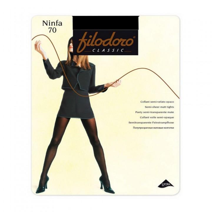 Filodoro Колготки Ninfa 70 Nero 3