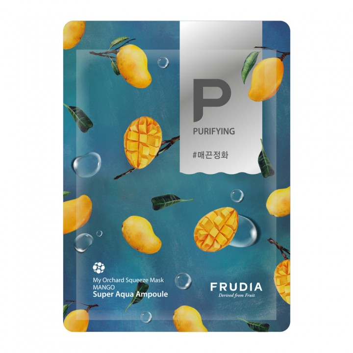 Frudia Смягчающая маска с манго 20 мл