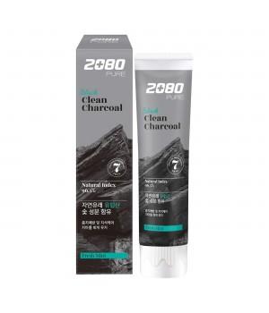 "Dental Clinic 2080  Зубная паста ""Уголь и мята"" 120 мл"