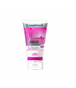 Compliment Увлажняющий крем-гель для умывания для сухой и чувствительной кожи 165 мл