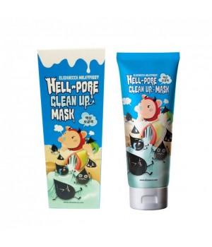 Elizavecca Маска-пленка для очищения пор Hell-Pore Clean Up Mask 100 мл