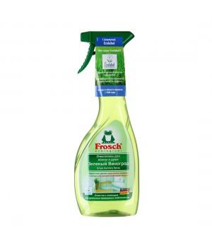 """Frosch Очиститель для ванны и душа """"Зеленый виноград"""" 500 мл"""