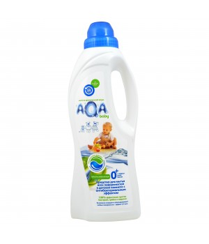 92834 AQA baby Средство для мытья поверхностей в детской комнате с антибактериальным эффектом, 700 м