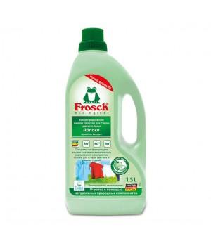 """Frosch Концентрированное жидкое средство для стирки цветного белья """"Яблоко"""" 1500 мл"""