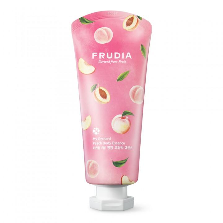 Frudia Молочко для тела с персиком 200 мл