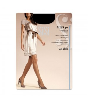 SiSi Колготки Miss 40 Nero 3