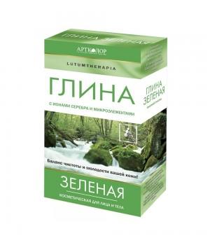 Артколор Lutumtherapia Глина косметическая зеленая 100 г