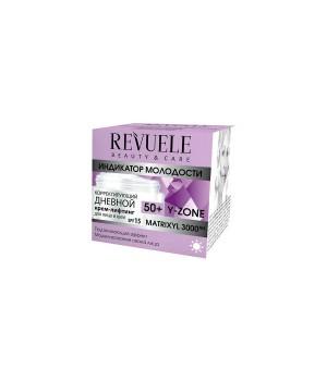 Revuele Корректирующий дневной крем-лифтинг для лица и шеи 50+ 50 мл