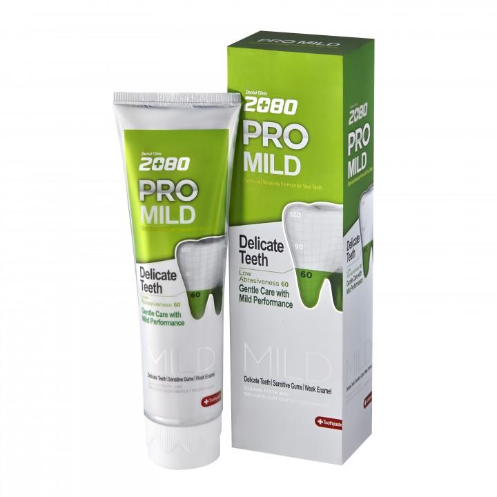 "Dental Clinic 2080 PRO Зубная паста ""Мягкая защита"" 125 мл"