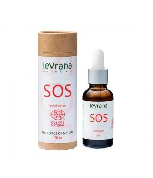 Levrana Сыворотка для лица SOS для кожи склонной к акне 30 мл
