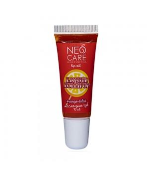 Levrana Neo Care Масло для губ «Liquid lollipop» оrange éclat 10 мл