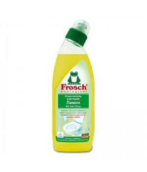 """Frosch Очиститель унитазов """"Лимон"""" 750 мл"""