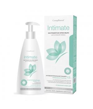Compliment Intimate Экстрамягкое Крем-мыло для интимной гигиены 250 мл