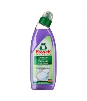 "Frosch Очиститель унитазов ""Лаванда"" 750 мл"