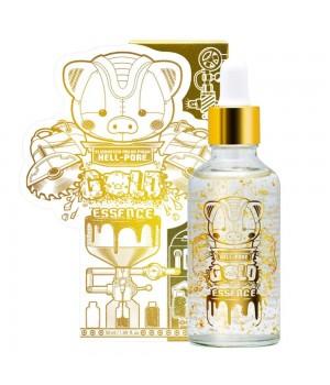 Elizavecca Эссенция для лица увлажняющая с золотом Milky Piggy Hell-Pore Gold Essence 50 мл