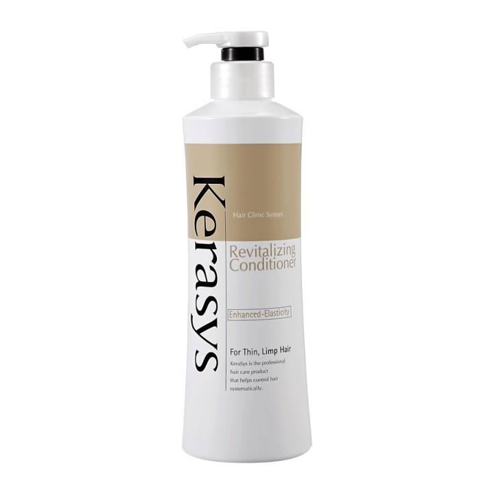 """Kerasys Hair Clinic Revitalizing Кондиционер для волос """"Оздоравливающий"""" 400 мл"""