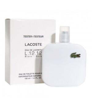 Lacoste L.12.12 Blanc M edt 100 ml тестер
