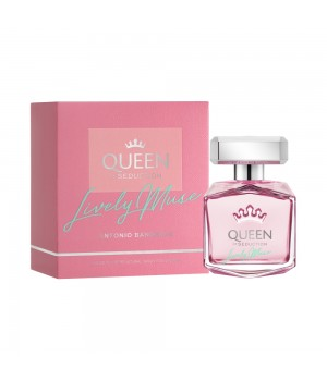 Antonio Banderas Queen of Seduction Lively Muse W edt 80 ml