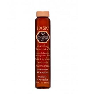 Hask Питательное масло для волос с экстрактом кокоса 18 мл