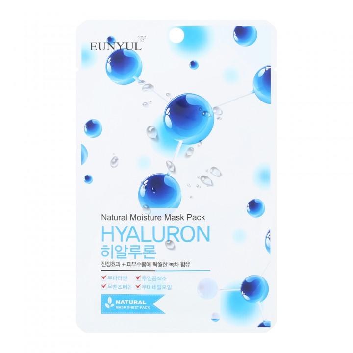 Eunyul Маска тканевая с гиалуроновой кислотой 22 мл