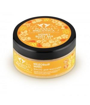 "Planeta Organica Масло для массажа ""Медовый микс"" 300 мл"