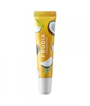 Frudia Смягчающий крем для губ с кокосом 10 мл